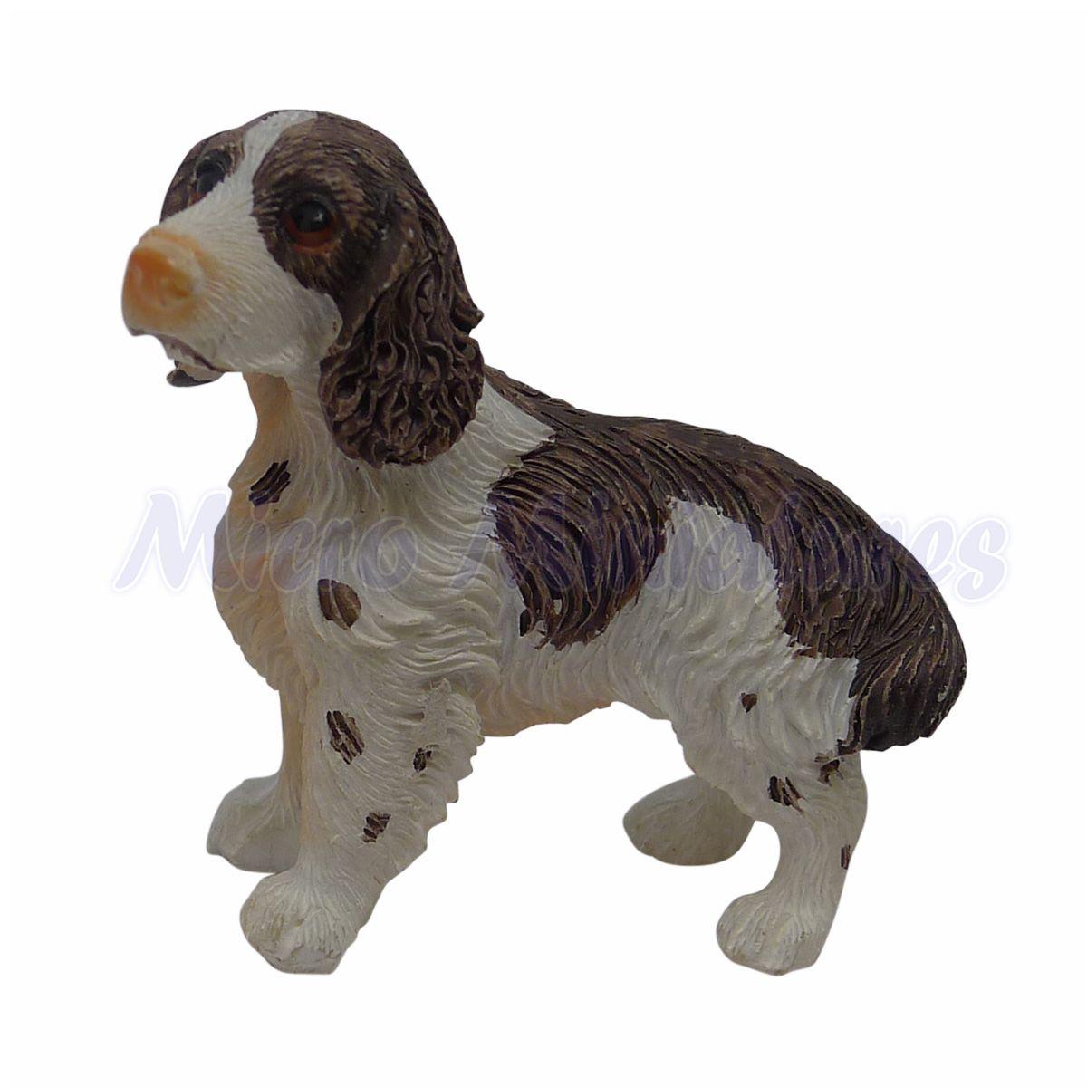 Maison de poupées Fox Terrier échelle 1//12th 01842